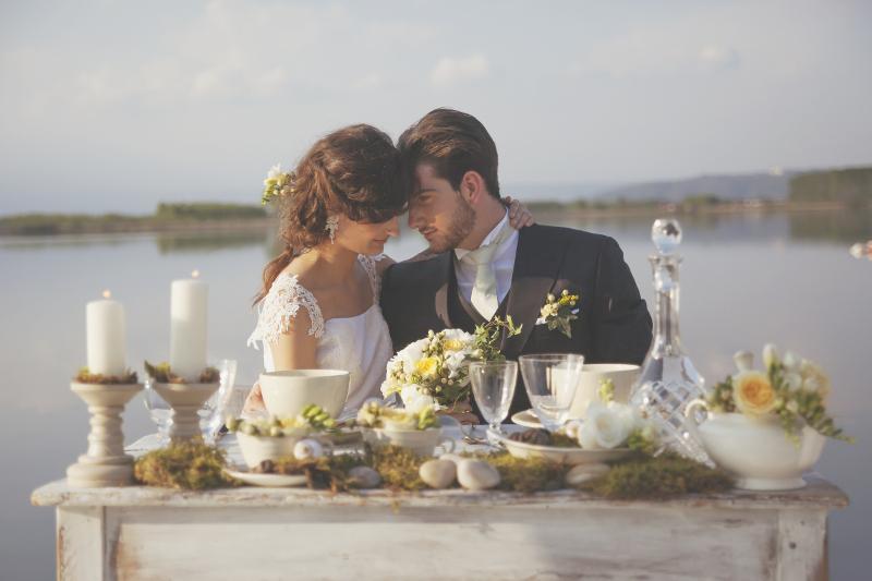Wedding on the Lake – Inspirational Shooting