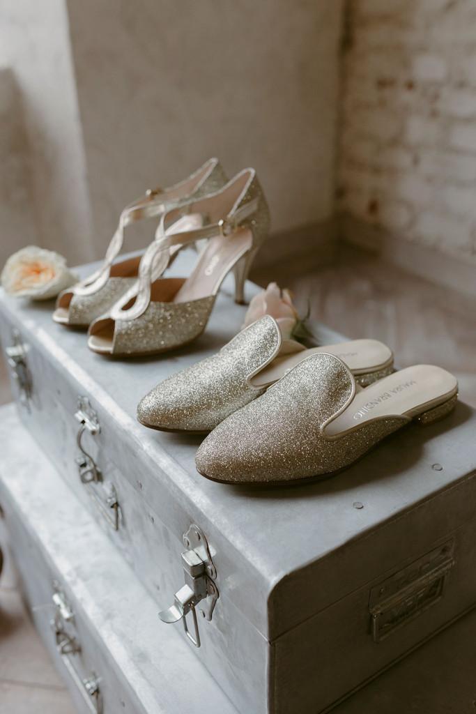 Scarpe da Sposa Artigianali