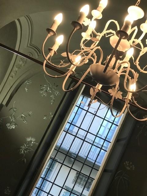 Atelier Maura Brandino Torino Particolare Welcome Hall