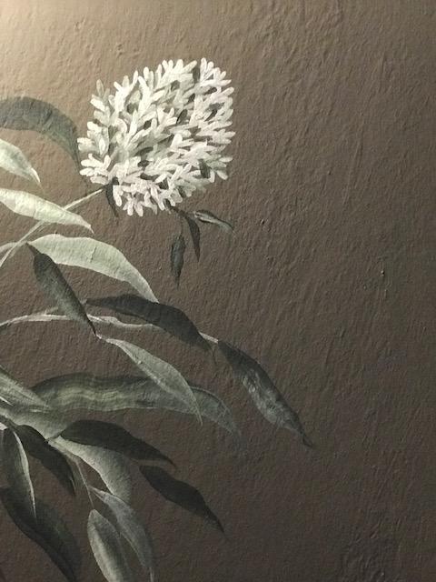 Atelier Maura Brandino Torino Particolare dipinto a mano