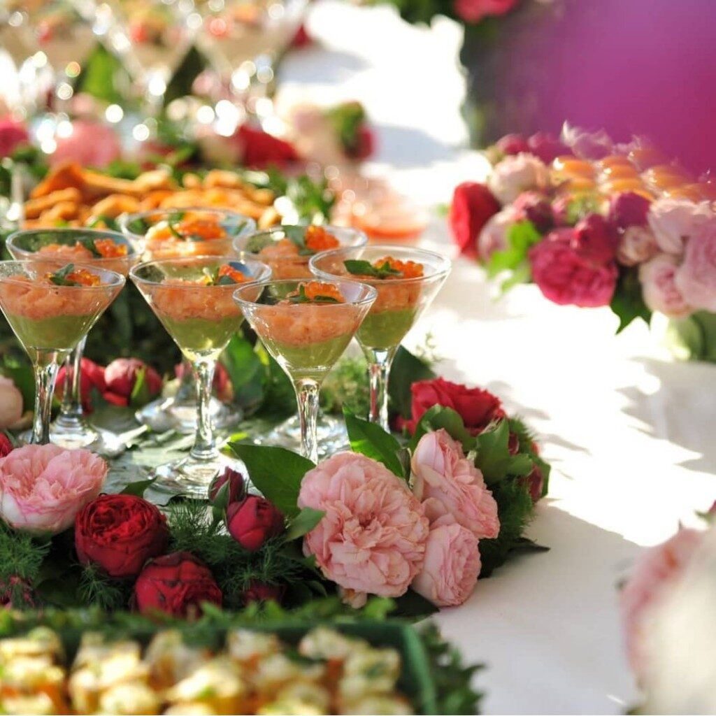 Our Best catering